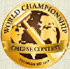 Gold Medal winner, World Championship Cheese Contest
